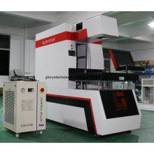 CE SGS FDA 3D Dynamische Laser Markiermaschine für Schuhsohle