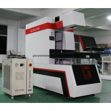 CE SGS FDA 3D Dynamic Laser Marking Machine for Shoe Sole