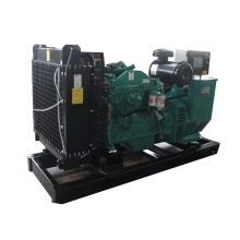 10 Years manufacturer for Electric Generator 40KW Cummins generator minimum price sales export to Cambodia Wholesale