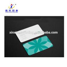 Qualitäts-Fabrik-Gewohnheit druckte China-Visitenkarte-niedrige Preis-Karten für Geschäftsmänner