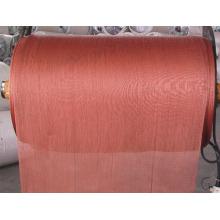 Tejido sumergido poliéster 1000/2 del cordón del neumático