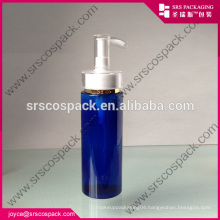 China 120ml 150ml Thick Wall PET Material For Hair Cream Big Shampoo Bottle
