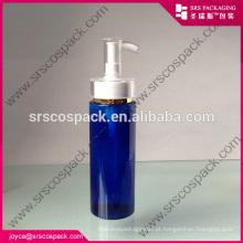 China 120ml 150ml parede grossa material PET para creme de cabelo Big Shampoo Garrafa