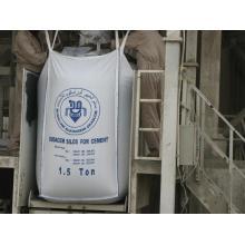 1.5 Ton Bulk Bag para Embalagem de Cimento