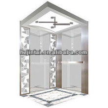 OTSE fancy big mirror surface etching passenger elevator