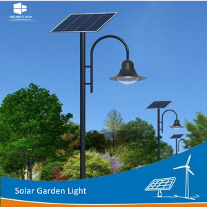 DELIGHT Residential Solar Parking Lot Lighting Layout