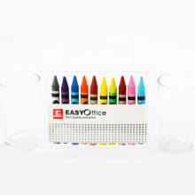 10colors Crayons set