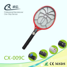 Rechargeable Electronic Mosquito Swatter with LED Light