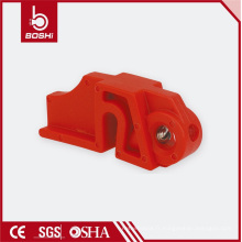 Dispositif de verrouillage de sécurité du disjoncteur pour MCB avec trou de cadenas de 8 mm (osha-E09)
