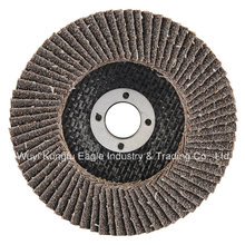 "Free Sample China Supplier Red 5"" Flap Disc"