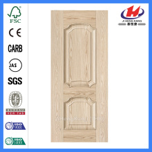 JHK-M07 Natural Ash  Embossed  Exterior Door Skin