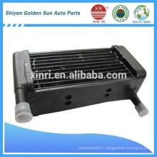 Radiateur chauffant en cuivre pour ZIL 130-8101012 pour le marché russe.