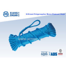 Polypropylene 3 Strand Rope
