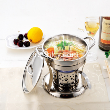 Mini-pot chaud en libre-service