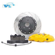 Hight performance aluminum brake caliper WT8530 4 pot brake kit for VK MK7 cars breke system