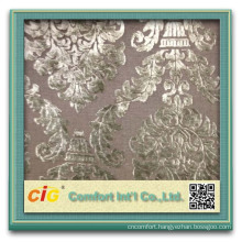 latest design china velvet fabric for sofa and furniture decorative knitting sofa fabric polyester and nylon fabric