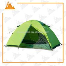 205 * 190 * 110 cm Double personne étanche Double couche extérieur Camping Gear Durable pique-nique tente