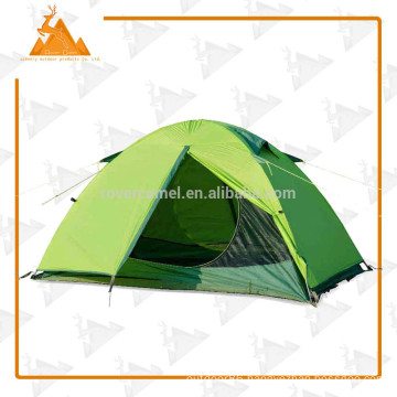 205*190*110cm Double Person Waterproof Double Layer Outdoors Camping Durable Gear Picnic Tent