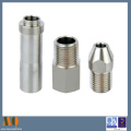 Stainless Steel 304 CNC Lathe Turning Parts with Galvanization