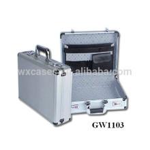 Nova chegada forte & mala de portátil portátil de alumínio de alta qualidade fábrica de China