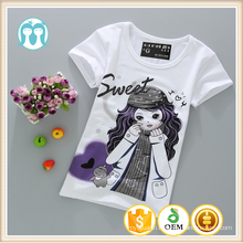 Children plain t-shirts kids cartoon t-shirt  kids cartoon t-shirt   kids cartoon t-shirt