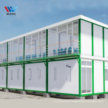 container hospital flat pack container house/prefabricated china prefab houses /china manufacture container home