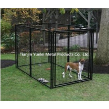Dog Kennel or Dog Cage à vendre / Large Dog Cage Metal Pet Cat Play Pen Caniche Chenil / Grand chien à chien soudé