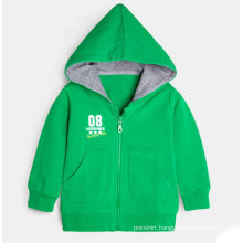 Wholesale OEM Custom Kid Hoody, Kid Zip up Hood Jacket
