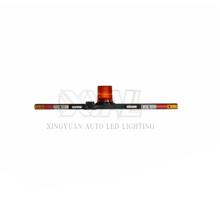 Waterproof LED Warning Mining Beacon Light Bar Truck mine emergency light 1386F
