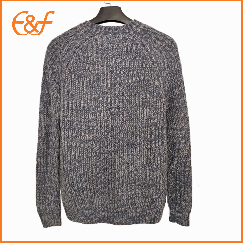 Heavy Weight Chunky Sweater Knitwear