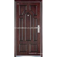 Steel Armored Door (JKD-227) For Steel Wooden Exterior Door and Armored Door Design