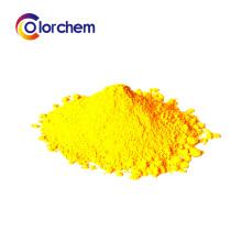 Hochwertiges Kunststoff-Chrom-Gelb