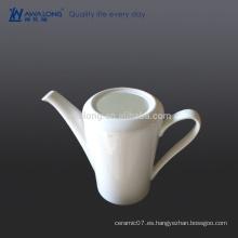 Plain Blanco café cafetera árabe