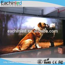 Écran d'affichage à LED de définition élevée d'intérieur de l'écran SMD1010 de mur d'intérieur polychrome de lancement de Pixel P1.9 de pixel de haute définition