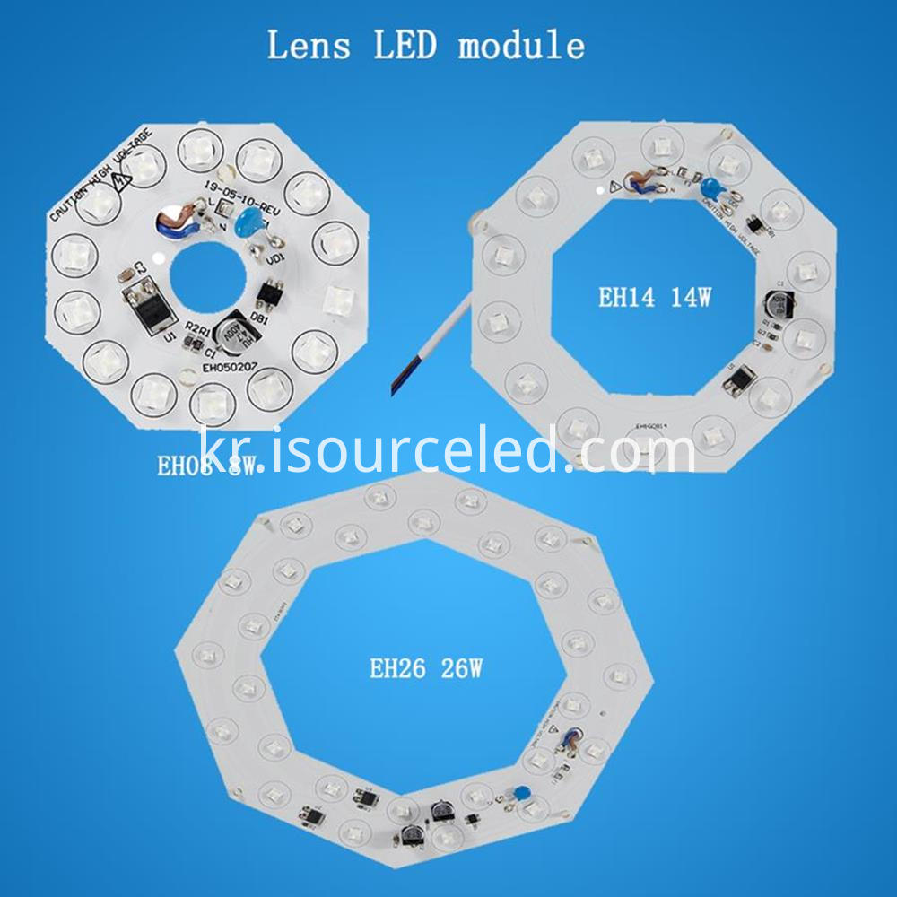 energy saving 5000K 12w-35w ceiling light for office