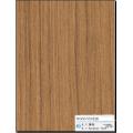 placage en bois de teck machiné pour la construction / décoration / meubles