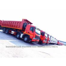 8x4 25 T Howo  Dump Truck