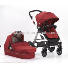 baby stroller with rubber wheels