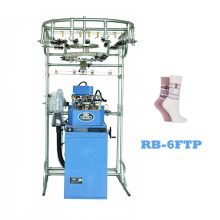 China for Socks Making Machine New Professional Terry and Plain Sock Machine supply to Spain Factories