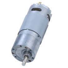 mini alta qualidade 37B590 12 v 24 v 50 watt motor de engrenagem