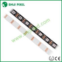 Nouveau arrvial 30LEDs / m & 60LEDs / m DC12V point-contrôle individuellement programmable led bande rêve