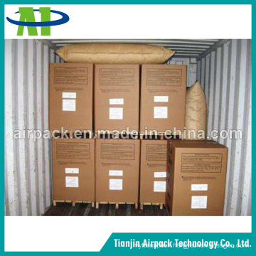 Kraft Paper Air Dunnage Bag Avoiding Products Damage