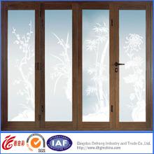 Double Glass Aluminium Door/Aluminium Alloy Door