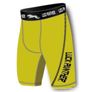 Shorts de combate de alto desempenho MMA para boxe com sublimação