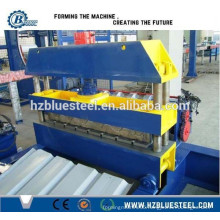 IBR And Corrugated Aluminum Roofing Material Sheet Making Machine for Sale