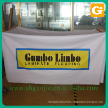 Custom thick polyester table cloths