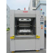 Máquina de soldadura plástica de la placa caliente de Contaciner