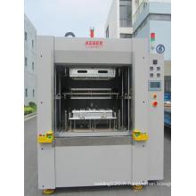 Machine de soudage à plaques chauffantes Plastic Contaciner