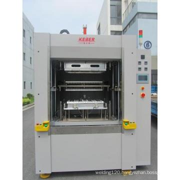 Plastic Contaciner Hot Plate Welding Machine