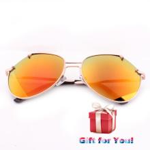 Modische Art und Weise kühle mehrfarbige Sonnenbrille Cestbella spezielle Geschenk-Sonnenbrille